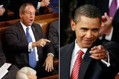 Joe Wilson and President Barack Obama/Google Images
