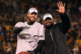 Ben Roethlisberger and Mike Tomlin/Google Images