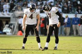 Billy Cundiff and Sam Koch/Google Images