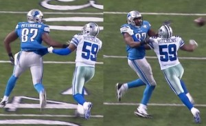 Brandon Pettigrew (left) and Anthony Hitchens (right)/Google Images