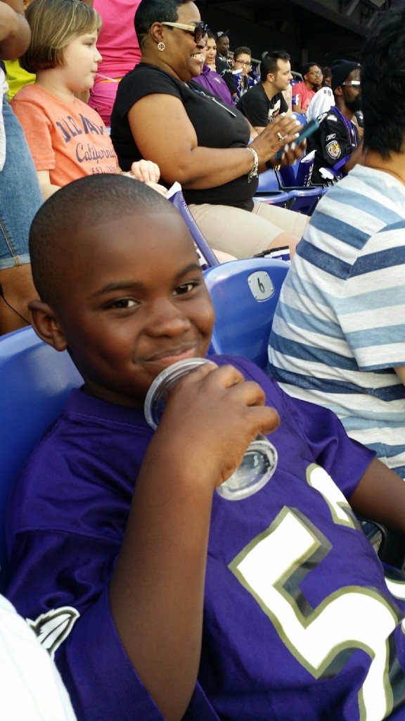 Ravens fan/Locker-Report.com