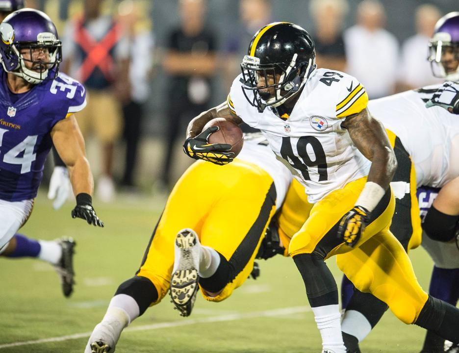 Jawon Chisholm/Steelers.com