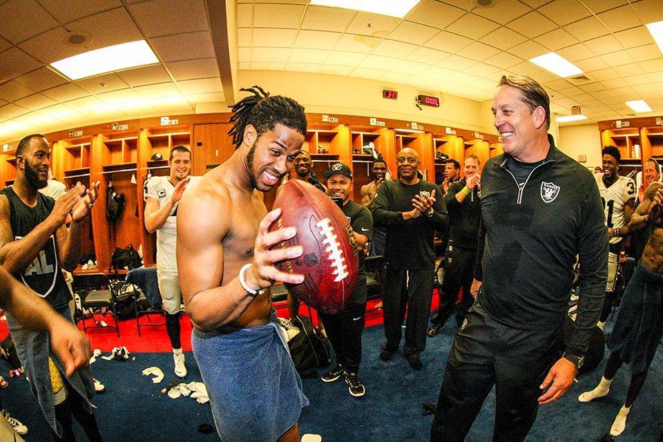 Seth Roberts/Raiders.com
