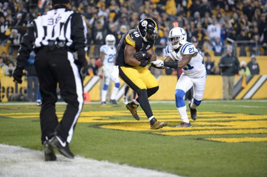 Will Johnson/Steelers.com