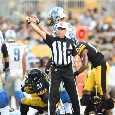 Officials/Steelers.com