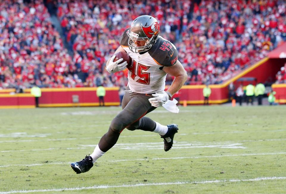 Alan Cross/buccaneers.com