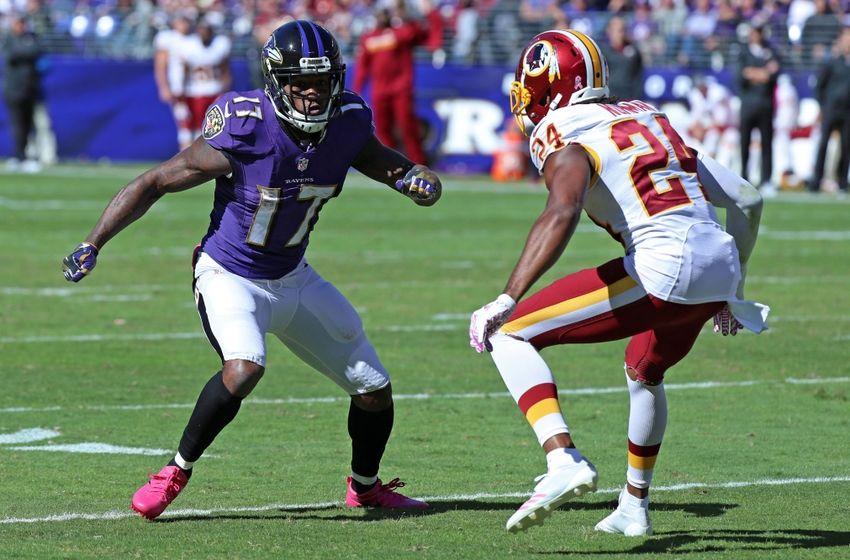 Mike Wallace vs. Josh Norman/Ravens.com