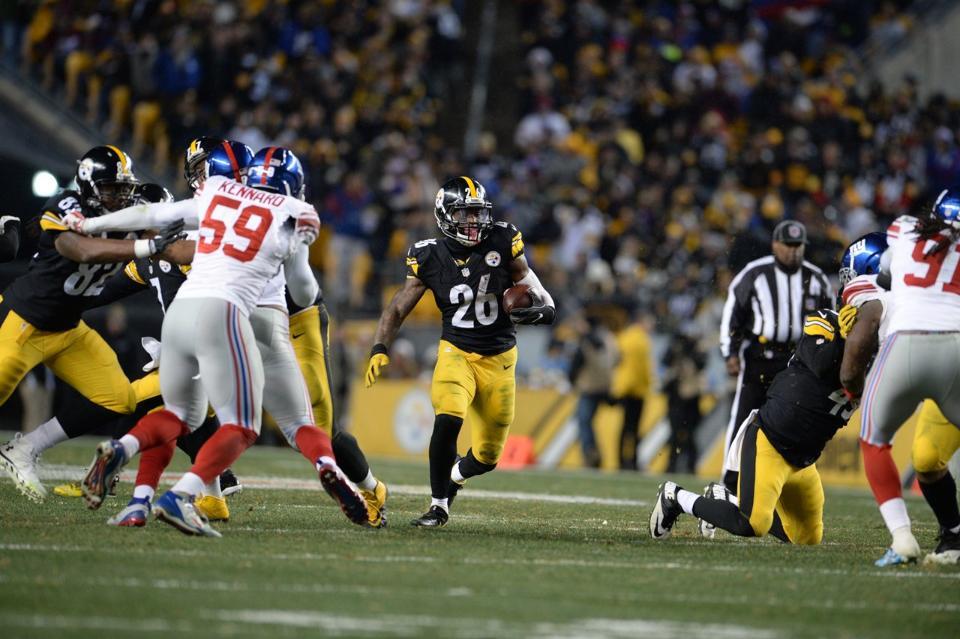 Le'Veon Bell/Steelers.com