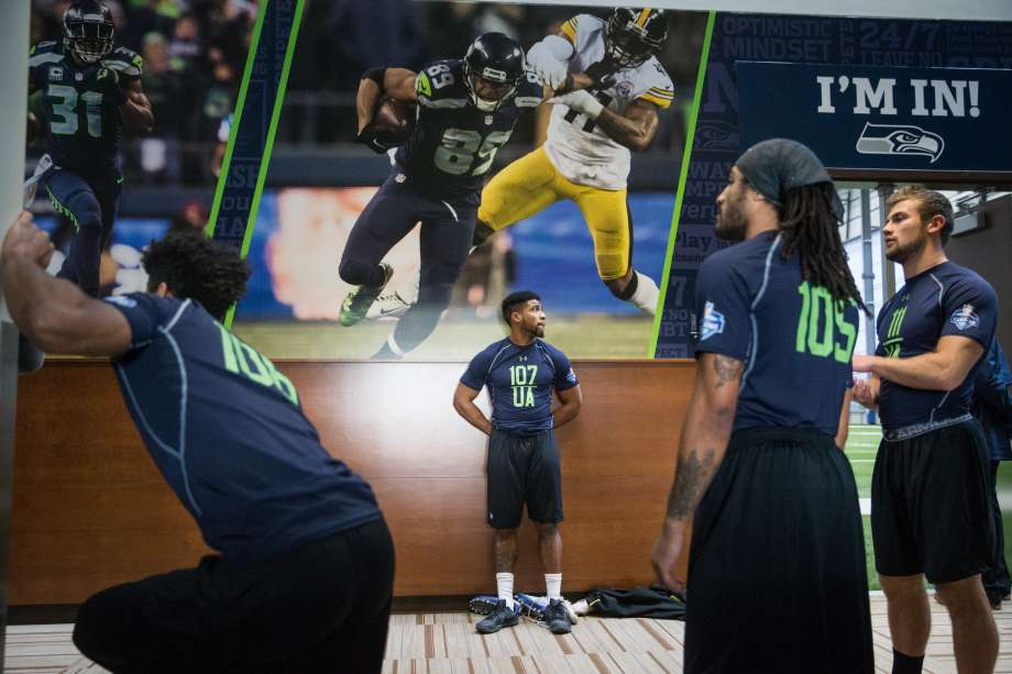 NFL Regional Combine - Seattle/Seattlepi.com