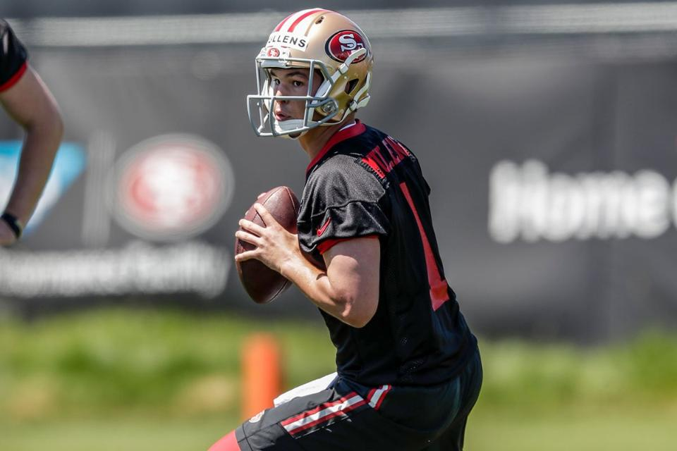 Nick Mullens/49ers.com