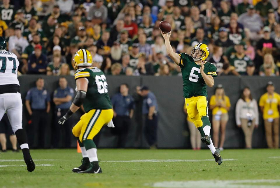Joe Callahan/Packers.com