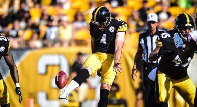 Jordan Berry/Steelers.com