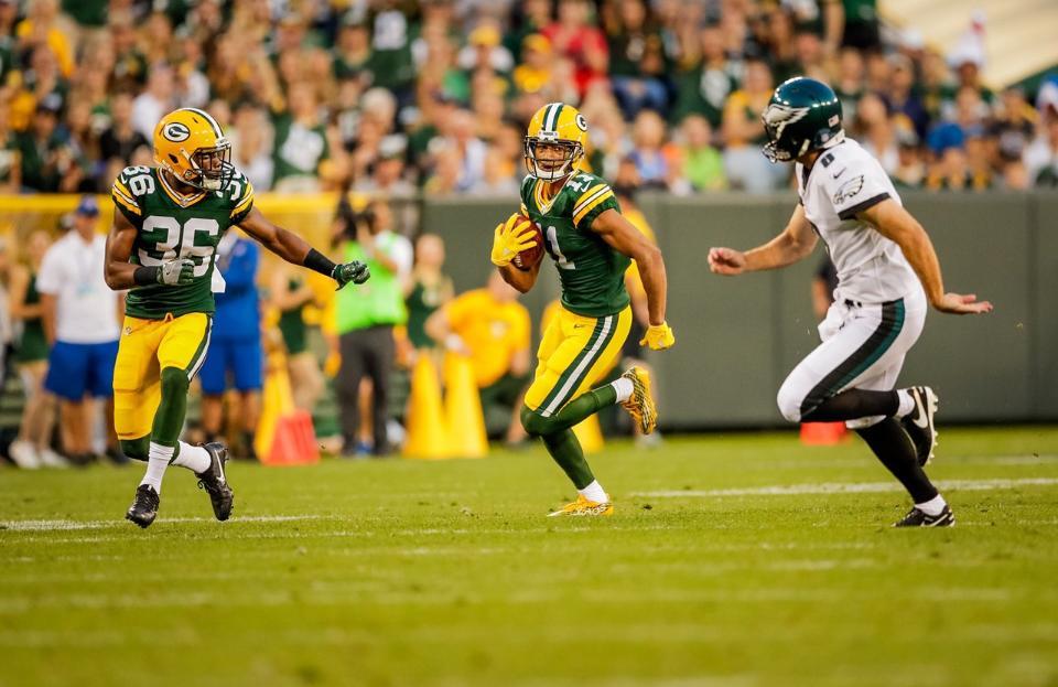 Trevor Davis/Packers.com