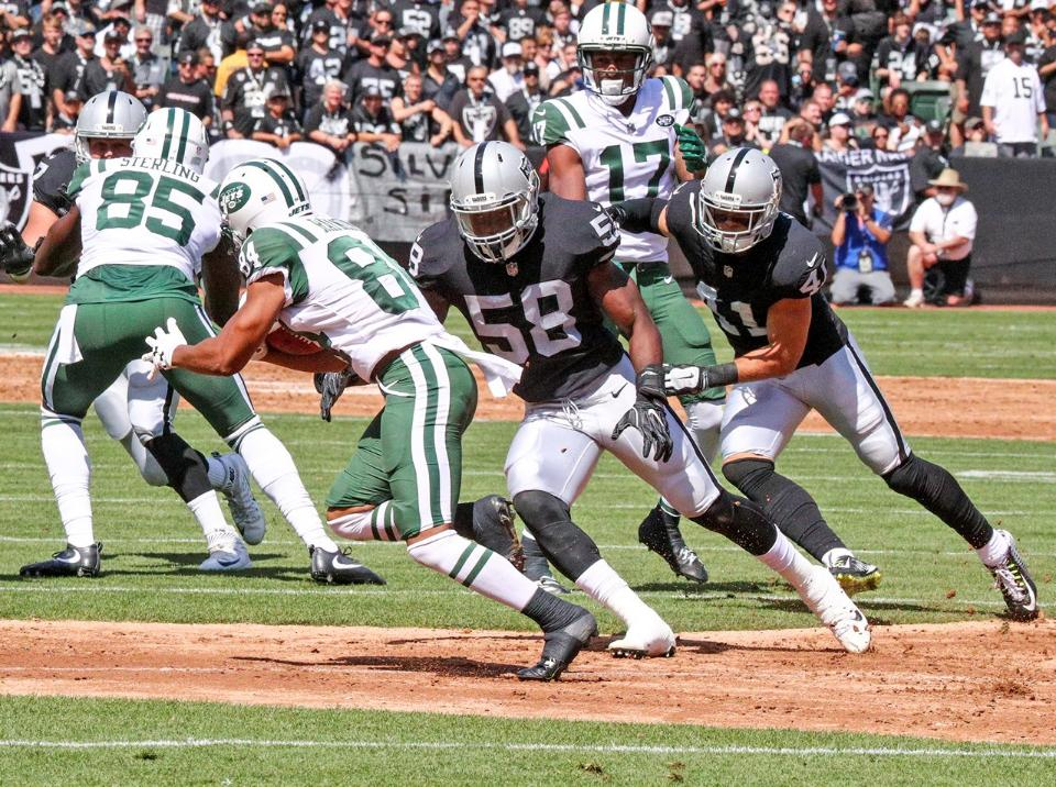 Tyrell Adams/Raiders.com