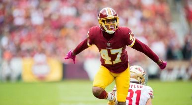 Quinton Dunbar/Redskins.com